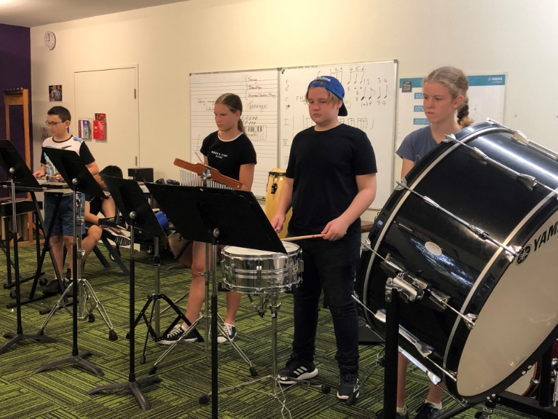 Instrumental Music Camp 2019